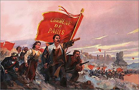 Rastros comunales. A 150 años de la Comuna de París